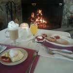 Brunch by the Fireside